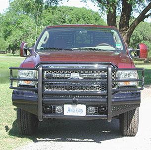 Ford Front Bumpers | Rau Repair